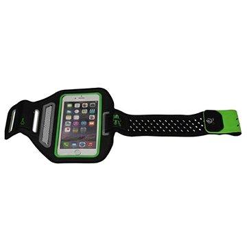 """Forever Pouzdro na ruku Rebeltec pro smartphony 4.7"""" zelené (AKGETREBLSPP0001)"""