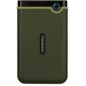 Transcend StoreJet 25M3G SLIM 1TB armádní zelená (TS1TSJ25M3G)