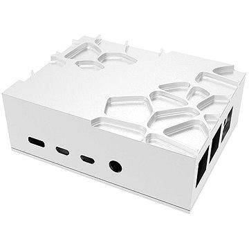 AKASA - Gem Pi 4 hliníková skříňka pro Raspberry Pi 4 Model B / A-RA09-M1S (A-RA09-M1S)