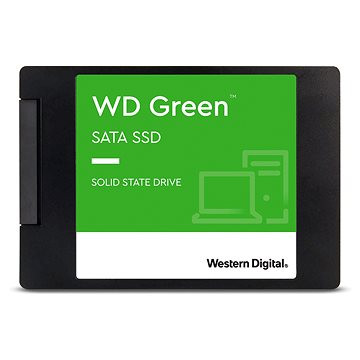 "WD Green SSD 480GB 2.5"" (WDS480G2G0A)"