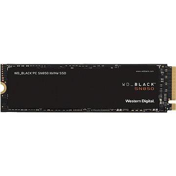 WD Black SN850 NVMe 2TB (WDS200T1X0E)