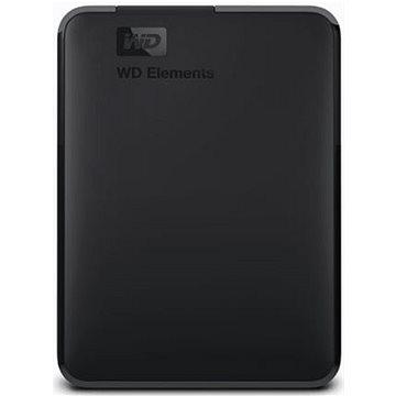 WD Elements Portable 5TB černý (WDBU6Y0050BBK-WESN)