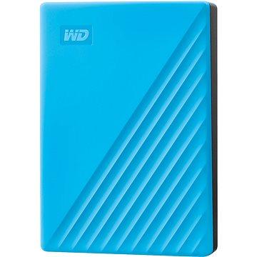 WD My Passport 2TB, modrý (WDBYVG0020BBL-WESN)