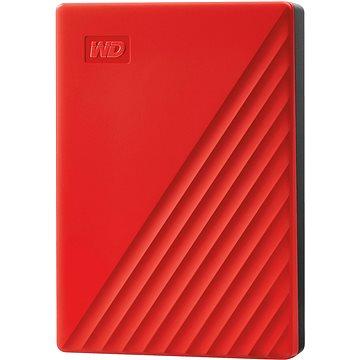 WD My Passport 2TB, červený (WDBYVG0020BRD-WESN)