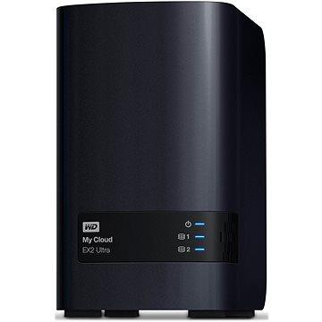 WD My Cloud EX2 Ultra 6TB (2x 3TB) (WDBVBZ0060JCH-EESN)