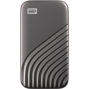 WD My Passport SSD 500GB Gray (WDBAGF5000AGY-WESN)