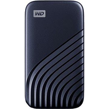 WD My Passport SSD 500GB Blue (WDBAGF5000ABL-WESN)