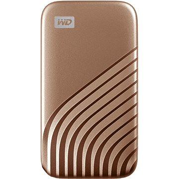 WD My Passport SSD 500GB Gold (WDBAGF5000AGD-WESN)