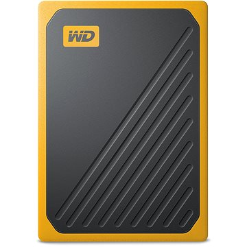 WD My Passport GO SSD 1TB žlutý (WDBMCG0010BYT-WESN)