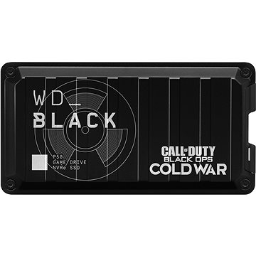 WD BLACK P50 SSD Game drive 1TB Call of Duty: Black Ops Cold War Special Edition (WDBAZX0010BBK-WESN)