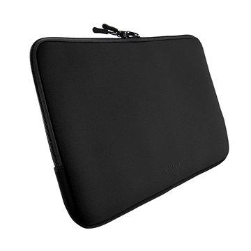 """FIXED Sleeve pro notebooky o úhlopříčce do 15.6"""" černé (FIXSLE-15-BK)"""