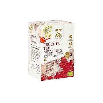 Gepa BIO Fairtrade ovocný čaj 20 x 2 g (8880991)
