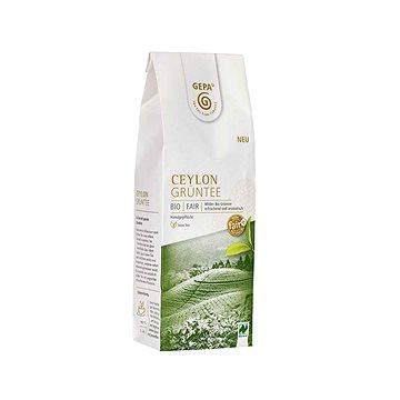 Gepa BIO zelený čaj Exclusive Ceylon sypaný 100g (8880929)
