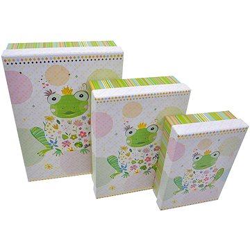 Goldbuch Dárkové krabičky Happy frog (0108_5692)
