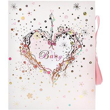 Goldbuch Dárková krabička Heart pink (0108_5315)
