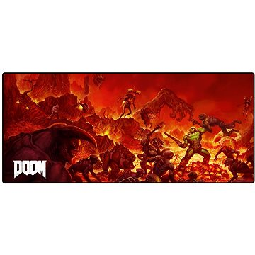 Doom Retro Oversized - podložka (4260570022291)