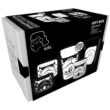 Star Wars - Stormtrooper - dárkový set (5028486419524)
