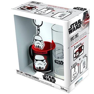 Star Wars - Stormtrooper - mini hrnek, sklenice, přívěšek (3665361010432)