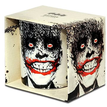 DC Comics - Joker Bats - keramický hrnek (4045846322592)