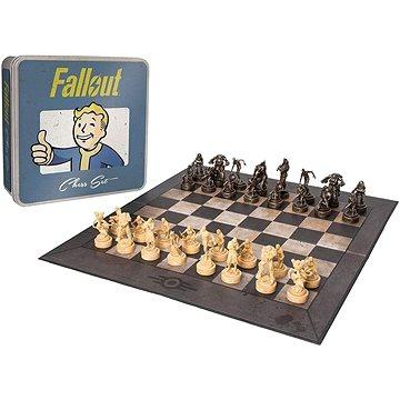 Fallout Collectors Chess Set - šachy (700304048592)