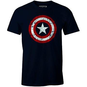 Captain America - The Shield - tričko (capamshldnad)