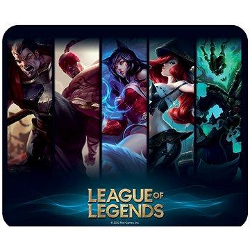 League of Legends - Champions - Podložka pod myš (3665361053958)
