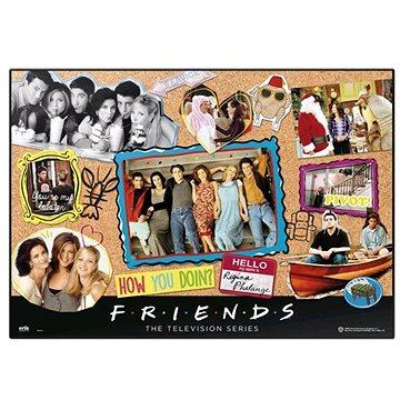 Friends - podložka na stůl (8435497223687)