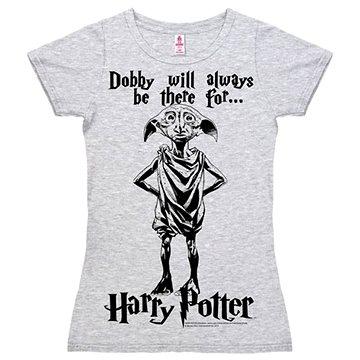 Harry Potter - Dobby - tričko dámské (hpdbnad)