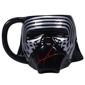 Star Wars - Kylo Ren - keramický 3D hrnek (5055453474552)