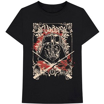 Star Wars - Vader Décor - tričko (swvdnad)