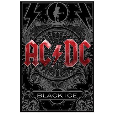 AC/DC - Black Ice - plakát 65 x 91,5 cm (5050574316347)