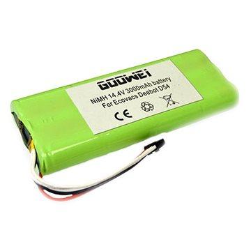 Goowei Baterie Ecovacs Deebot D54, D56, D58, D59 (E6679)
