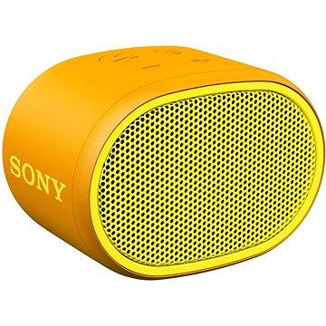 Sony SRS-XB01 žlutá (SRSXB01Y.CE7)