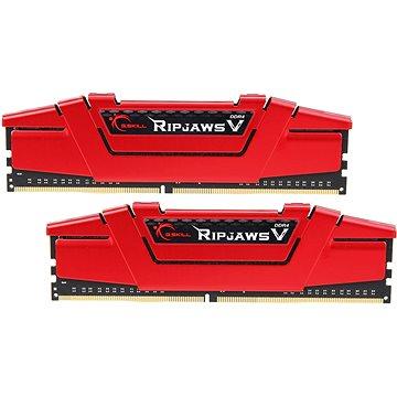 G.SKILL 16GB KIT DDR4 3600MHz CL19 RipjawsV (F4-3600C19D-16GVRB)