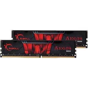 G.SKILL 16GB KIT DDR4 3200MHz CL16 Gaming series Aegis (F4-3200C16D-16GIS)