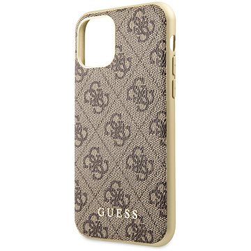 Guess 4G pro iPhone 11 Pro Brown (EU Blister) (3700740461754)