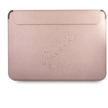 "Guess PU Saffiano Computer Sleeve 13"" Pink (3700740505298)"