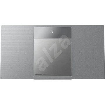 Panasonic SC-HC412 stříbrná (SC-HC412EG-S)