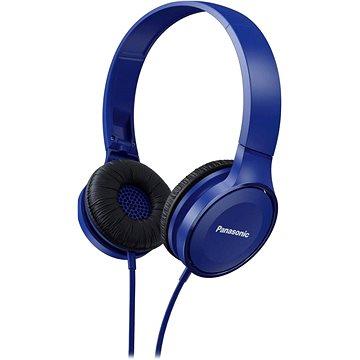 Panasonic RP-HF100E-A modrá (RP-HF100E-A)