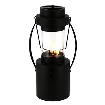 COSI Plynová lucerna typ Cosiscoop Ryder - černý (5801170)
