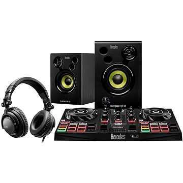 HERCULES DJ Learning Kit (4780900)