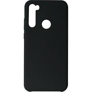 Hishell Premium Liquid Silicone pro Xiaomi Redmi Note 8T černý (HISHa85)