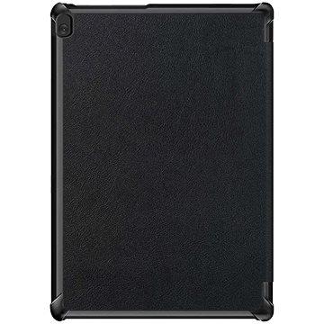 Hishell Protective Flip Cover pro Lenovo TAB M10 10.1 (1st Gen) černé (HISHb30)