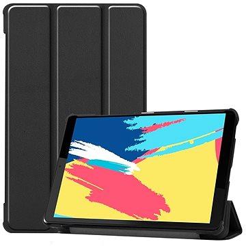 Hishell Protective Flip Cover pro Lenovo TAB M8 černé (HISHb32)