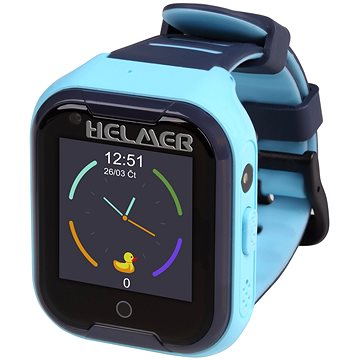 Helmer LK 709, modré (Helmer LK 709 B)