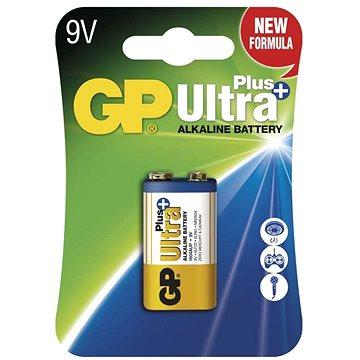 GP Ultra Plus Alkaline 9V 1ks v blistru (1017511000)