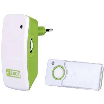 Emos P5740 bílo-zelený (3402040000)