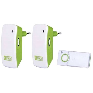 Emos P5742 bílo-zelený (3402042000)