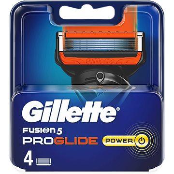 GILLETTE Fusion ProGlide Power 4 ks (7702018085576)