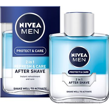 NIVEA Men Protect&Care After Shave Lotion 100 ml (9005800279589)